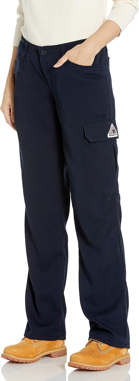Bulwark FR Women's 7 Pocket unisex Sale Special Price oz. Pant Cargo