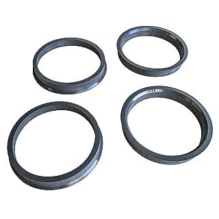 60,1 mm 4 anillas de centrado 64,0 mm