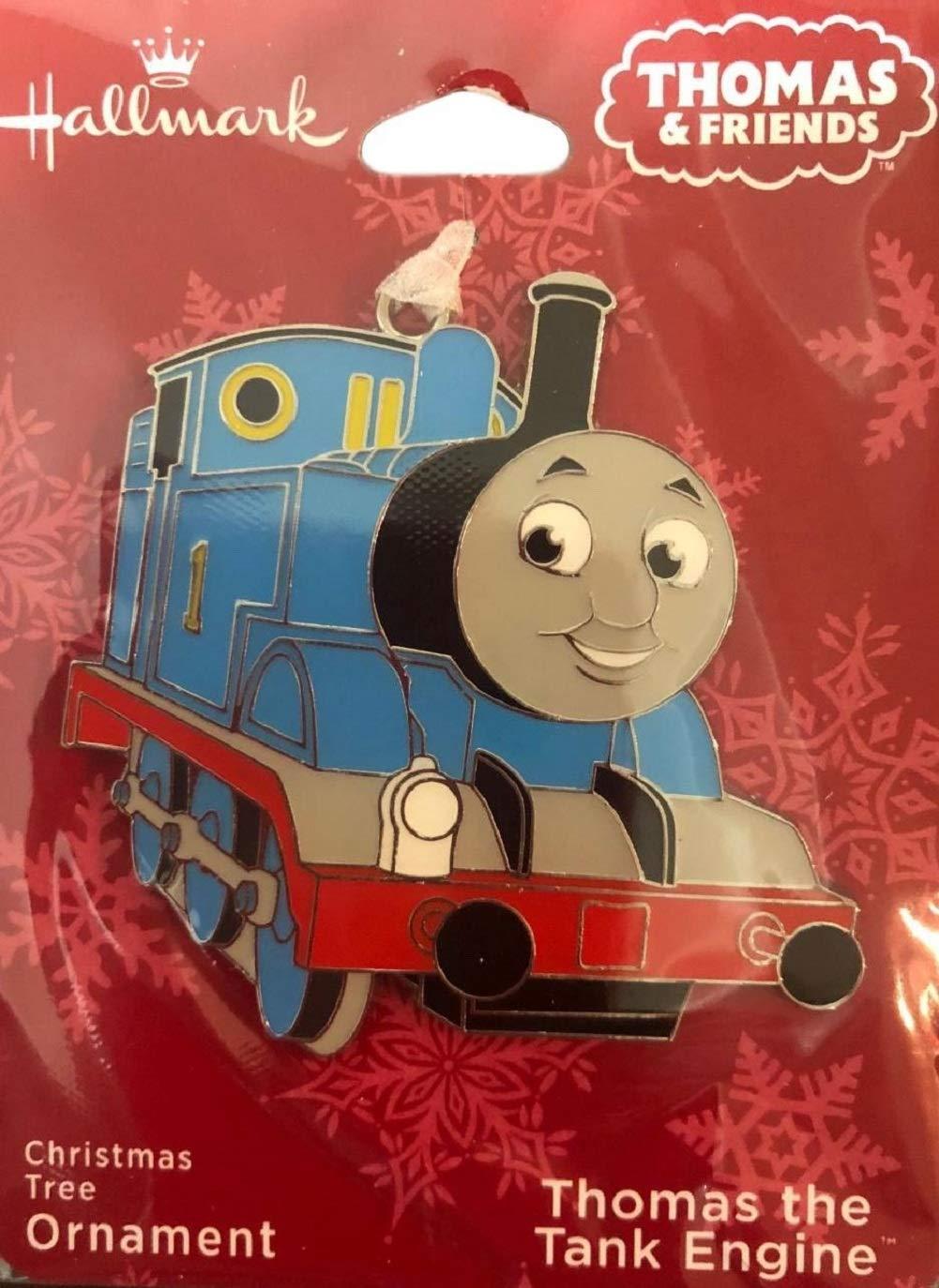 Thomas The Train Christmas Tree.Amazon Com By Hallmark Thomas Tank Christmas Tree Ornament