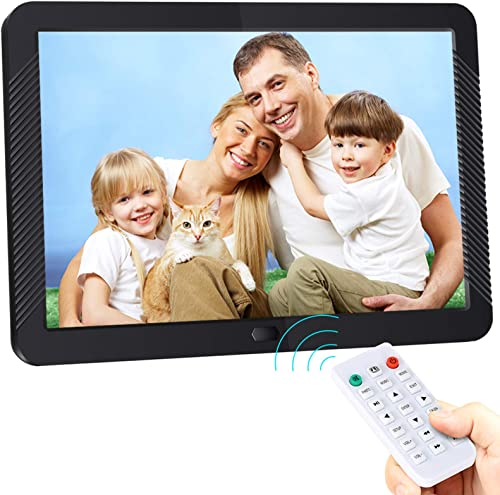 Digital Picture Frame 8 Inch Digital Photo Frame HD 1920X1080P