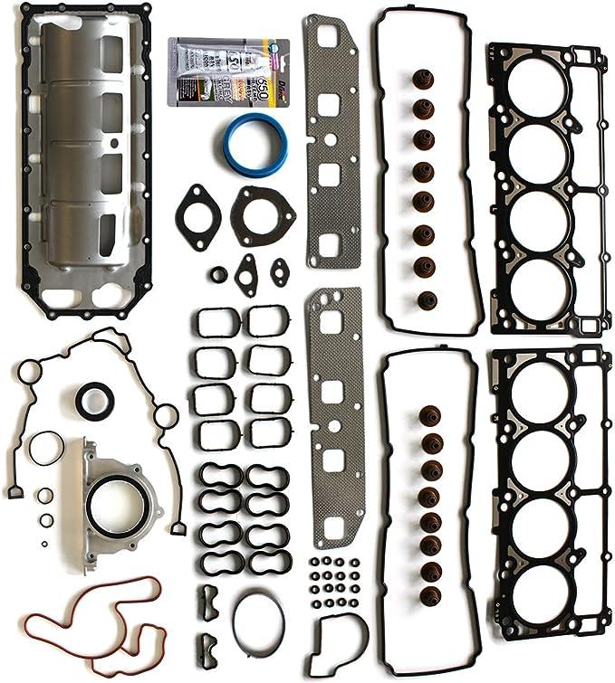 For Ram 1500 2500 3500 Magnum Aspen Jeep Grand 5.7L Exhaust Manifold Bolt SET