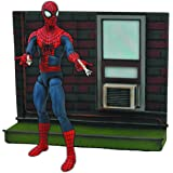 Marvel Select Amazing Spider-Man 2 Action Figure avec base