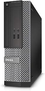 Dell Optiplex 3020 SFF Core i5-4570 3.2 GHz 16 GB 512 GB SSD DVD Wi-Fi Win 10 Pro (Renewed)