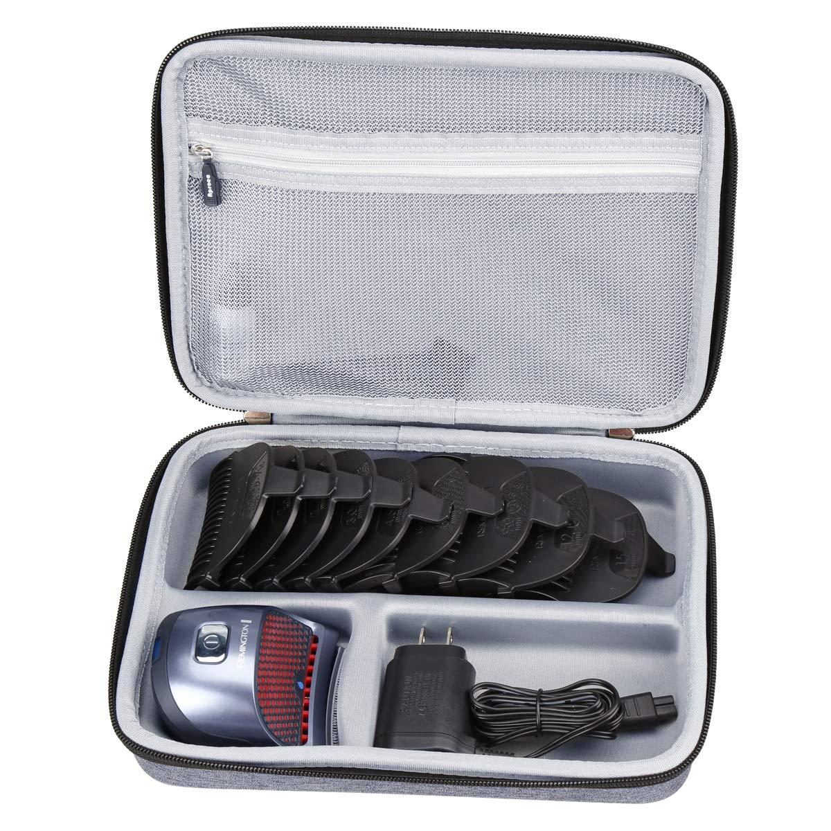 Caso compatible con Remington HC5850 Haircut /& Beard TrimmerWDF4840 Afeitadora