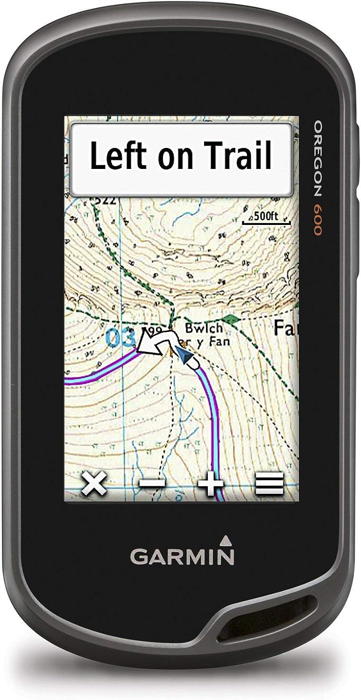 Garmin Oregon 600 GPS de mano (reacondicionado), para microSD ...