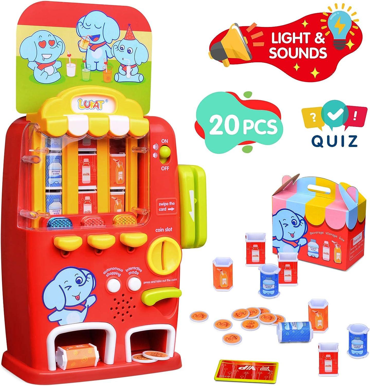 LUKAT Vending Machine Toy 50% OFF £9.99 @ Amazon | UK ...