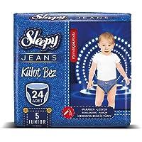 Sleepy Jeans Bebek Bezi, Junior, 5 Beden , 24 Adet