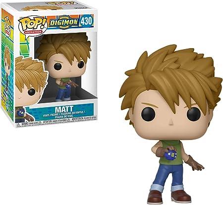 Pop Digimon Matt Vinyl Figure: Amazon.es: Juguetes y juegos
