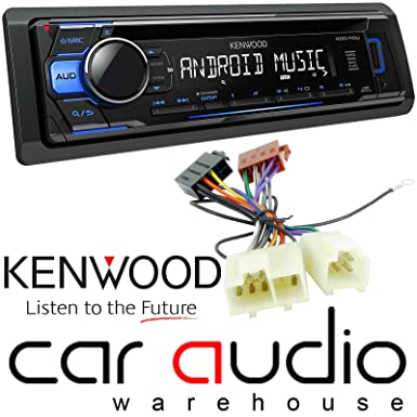 Nissan Micra (1983 to 2000) Complete Stereo fitting kit to allow the  install of a Car Stereo System  Includes a Kenwood CD MP3 USB Car Stereo  Player