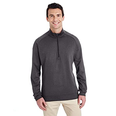 adidas A270 Quarter-Zip Club Pullover at Amazon Men's Clothing store
