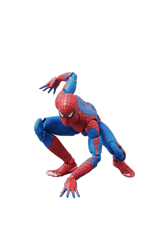 MAFEX(マフェックス) THE AMAZING SPIDER-MAN(ノンスケール ABS&ATBC-PVC塗装済みアクションフィギュア) B009FRS9BG