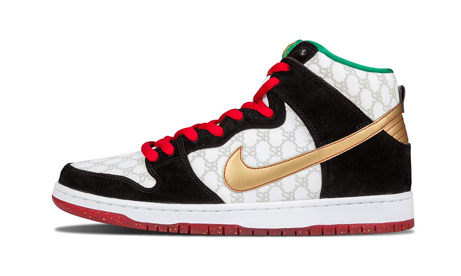 [NIKE - ナイキ] DUNK HIGH SB 'BLACK SHEEP PAID IN FULL' - 313171-170 - SIZE 10.5 (メンズ) B00M9L99UU