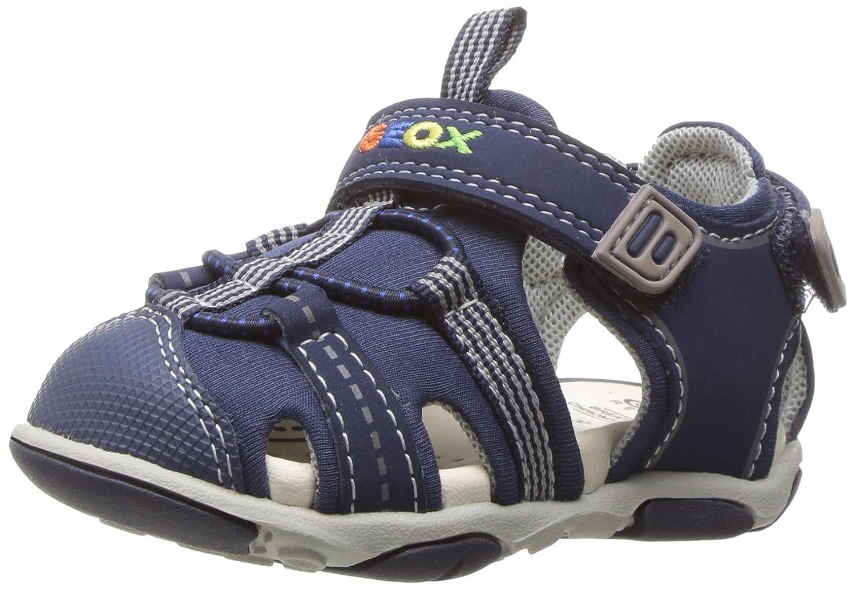 Geox B Sandal Agasim Boy D, Botines de Senderismo para Bebé s Botines de Senderismo para Bebés B721AD01550