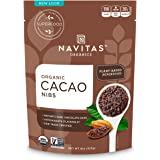 Navitas Organics Cacao Nibs, 8 oz. Bag(packaging may vary)