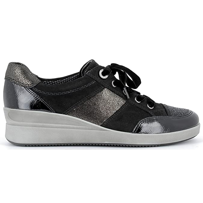 ARA LAZIO TRAINING LACET NOIR: : Chaussures