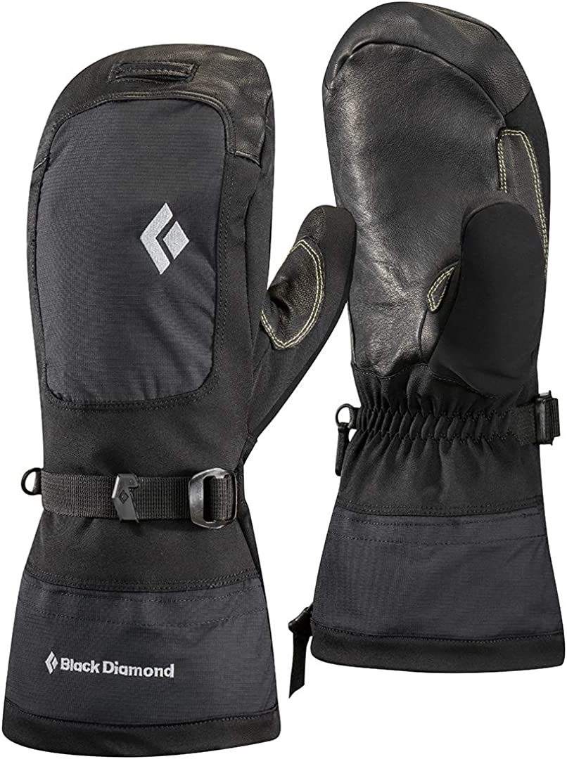 Black Diamond Mercury Mitts Cold Weather Mittens: Clothing