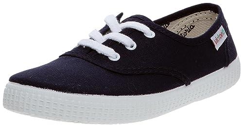 Victoria Inglesa Lona1, Zapatillas de Tela Unisex Niños: Amazon.es: Zapatos y complementos