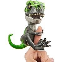 """WowWee 3788""""Fingerlings Untamed TRex Tracker Toy, Green"""