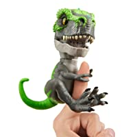 "WowWee 3788""Fingerlings Untamed TRex Tracker Toy, Green"