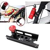 MFC Universal Aluminum Adjustable Roll Bar Fire Extinguisher Mount Bottle Holder For Jeep Wrangler TJ JK JKU JL UTV…