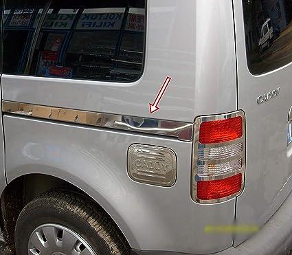 CADDY MK3 - Riel para puerta corredera lateral de acero inoxidable ...