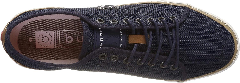 bugatti 321720016900, Sneakers Basses Homme Bleu Dark Blue 4100