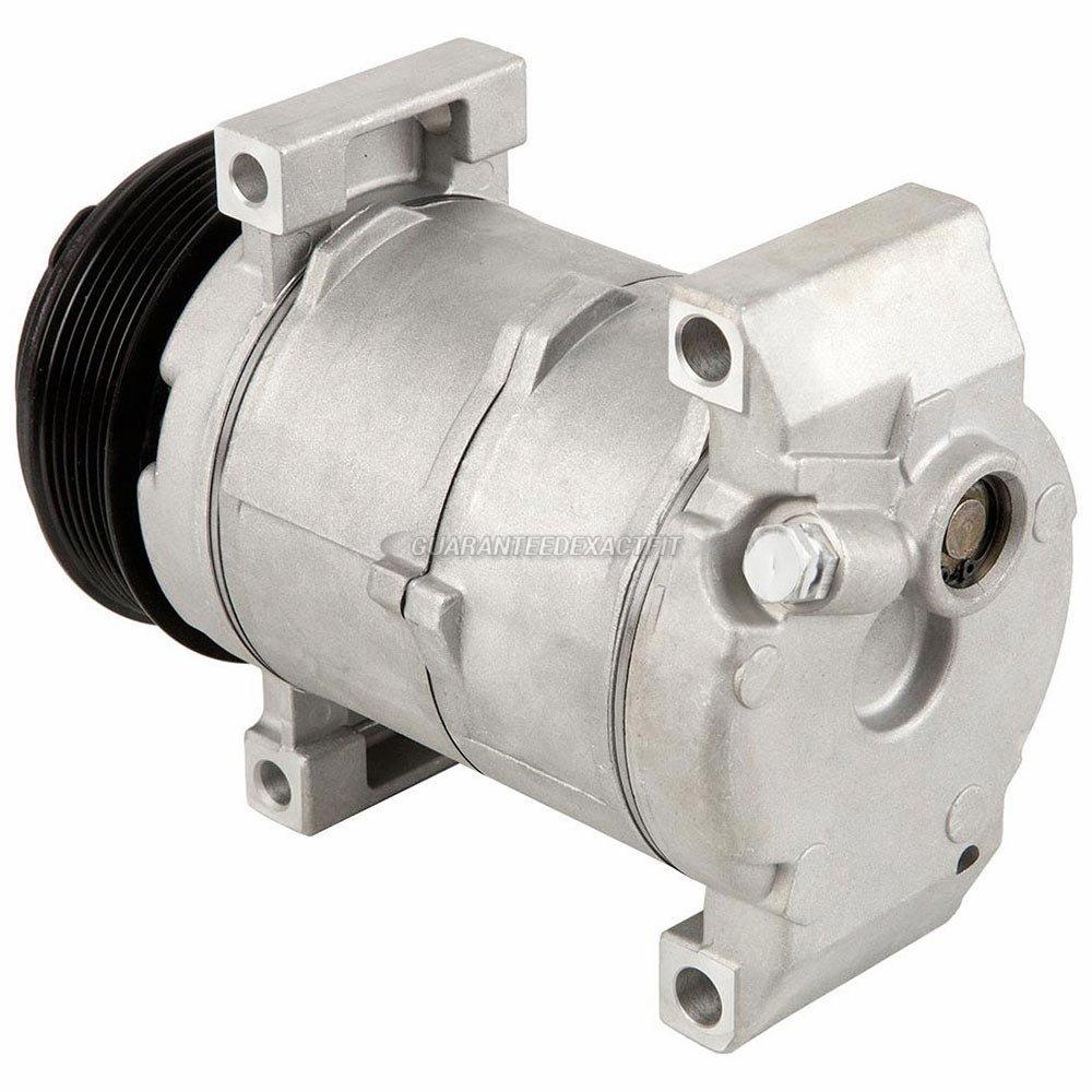BuyAutoParts 60-00995NA New AC Compressor /& A//C Clutch For Chevy C4500 C5500 Kodiak Silverado 1500 2500