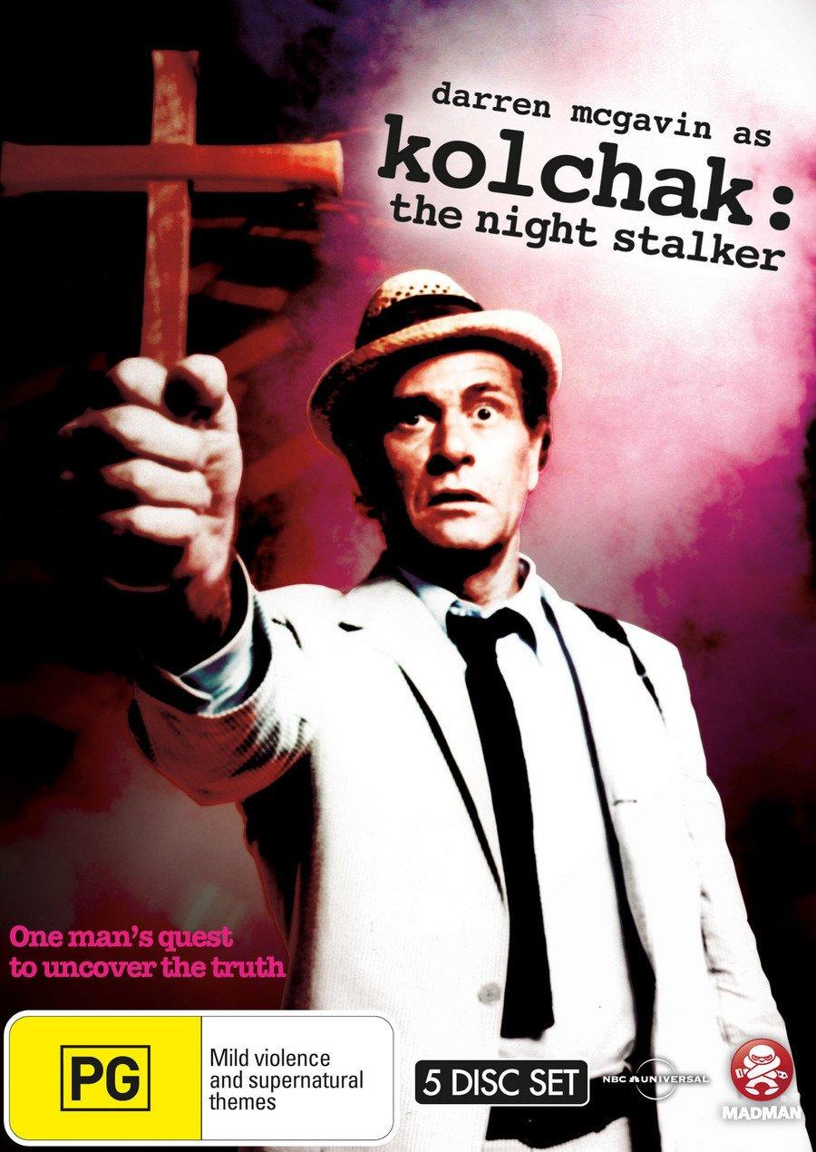 Kolchak: The Night Stalker - The Complete TV Series [NON-USA Format, Region 4 Import - Australia]