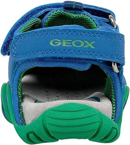 Geox Boys Toddler Kraze 36 Sandals