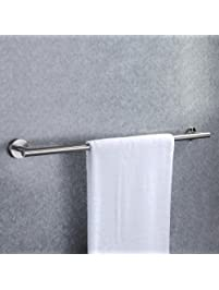 Bath Towel Bars Amazon Com Hardware Bathroom Hardware