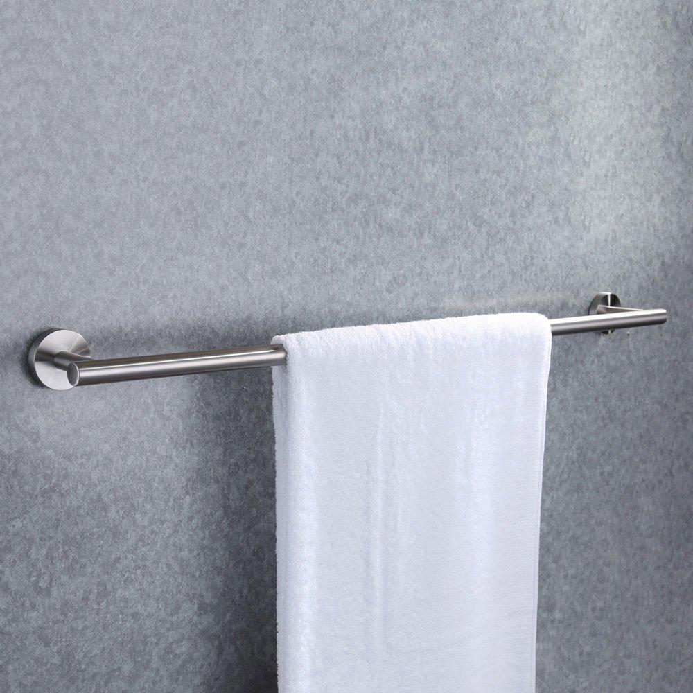 Kes 30 Inch Towel Bar Bathroom Shower Organization Bath Single Towel