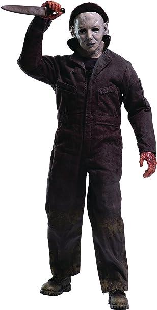 Amazon.com: ThreeZero Halloween 6: The Curse of Michael Myers 1:6 ...