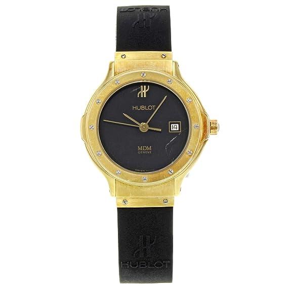 Hublot 1391.2.054 MDM - Reloj de Cuarzo para Mujer (Certificado de autenticidad)