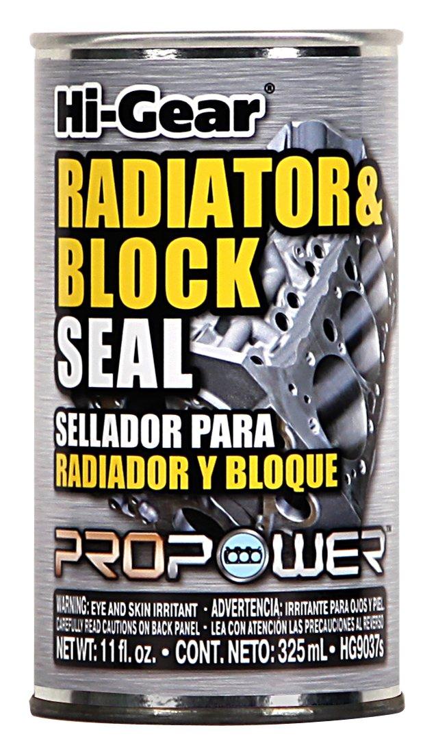 Hi-Gear HG9037s Radiator and Block Seal - 11 fl. oz.