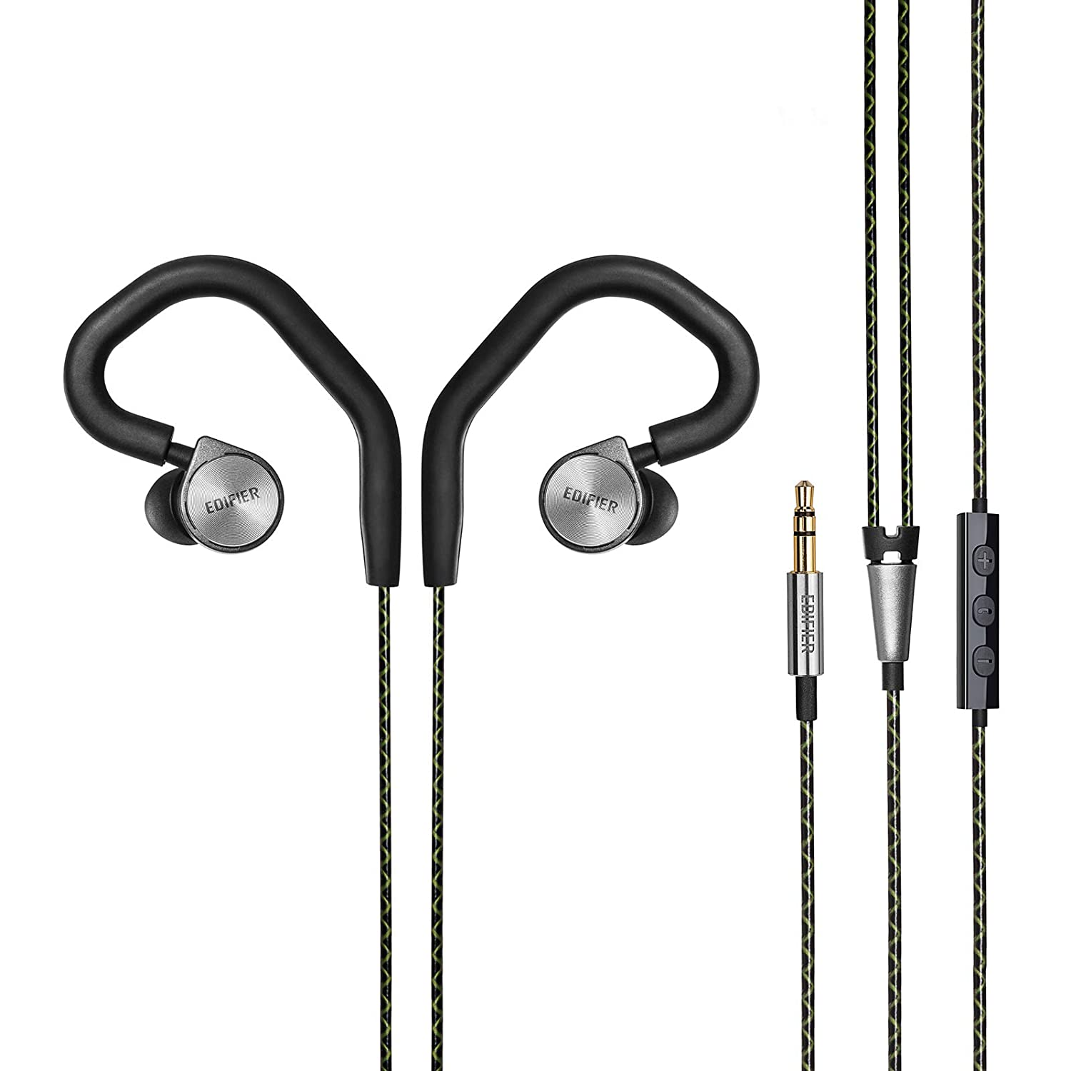 Edifier P297 Earbuds with Mic – in-line Controls, Ergonomic