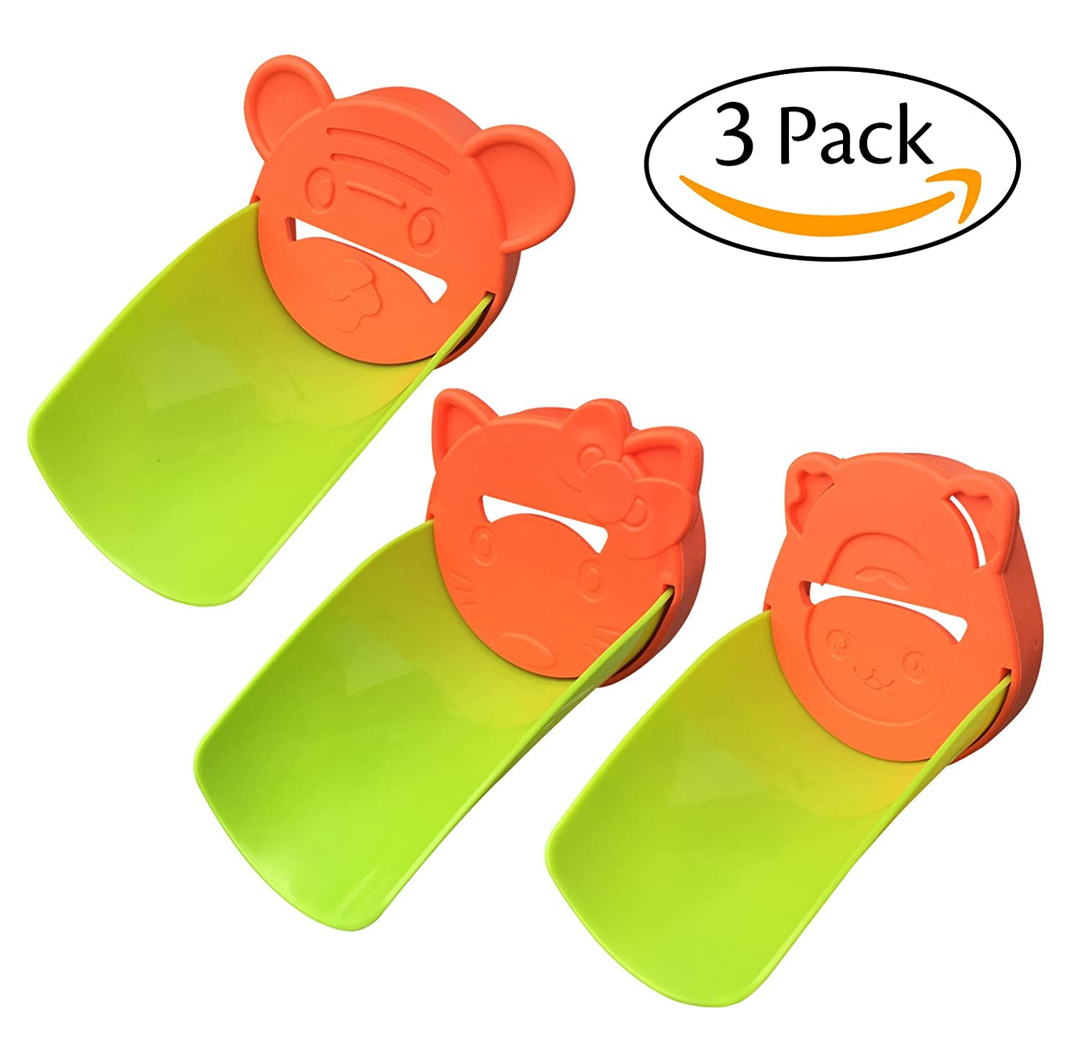 NewCool 3 Pack Faucet Extender Sink Handle Extender, Extension for ...