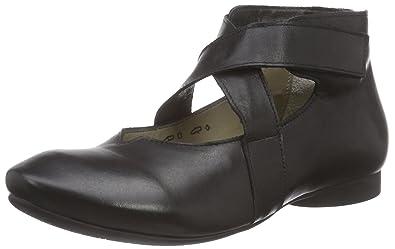 124438e5677 Think! Women's Guad Ballerina Ballet Flats: Amazon.co.uk: Shoes & Bags