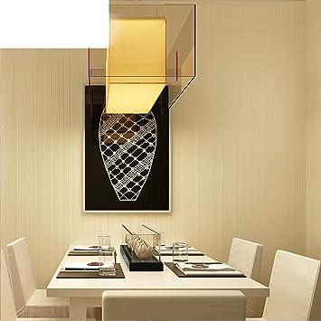Vliestapete/moderne Minimalistische Tapeten/einfarbige Schlichte/Braune  Tapete/Wohnzimmer TV Wand Hintergrundpapier