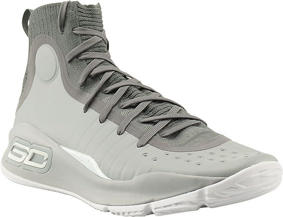 Under Armour Curry 4 Hombre Zapatillas de Baloncesto, 45.5: Amazon ...