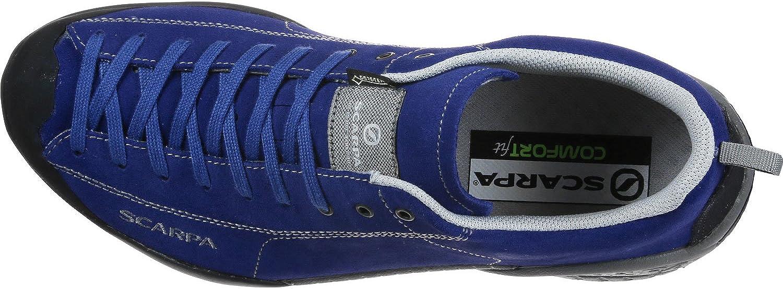 Scarpa Neutron G Trail Running Shoe-M Chaussures de Trail pour Homme Titanium-Grasshopper 46