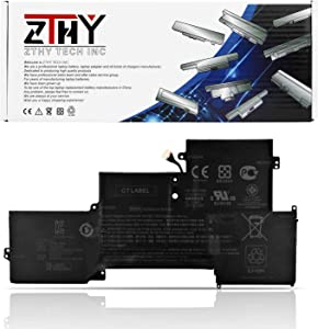 ZTHY New BR04XL Battery Replacement for HP EliteBook Folio 1020 G1 CTO G9P64AV L7Z19PA M0D62PA M4Z18PA Series Notebook 760505-005 765605-005 HSTNN-DB6M HSTNN-I26C HSTNN-I28C BO04XL 4Cell 36Wh 7.6V