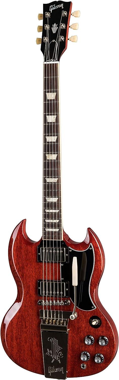 Gibson SG Standard 61 Maestro Vibrola Vintage Cherry