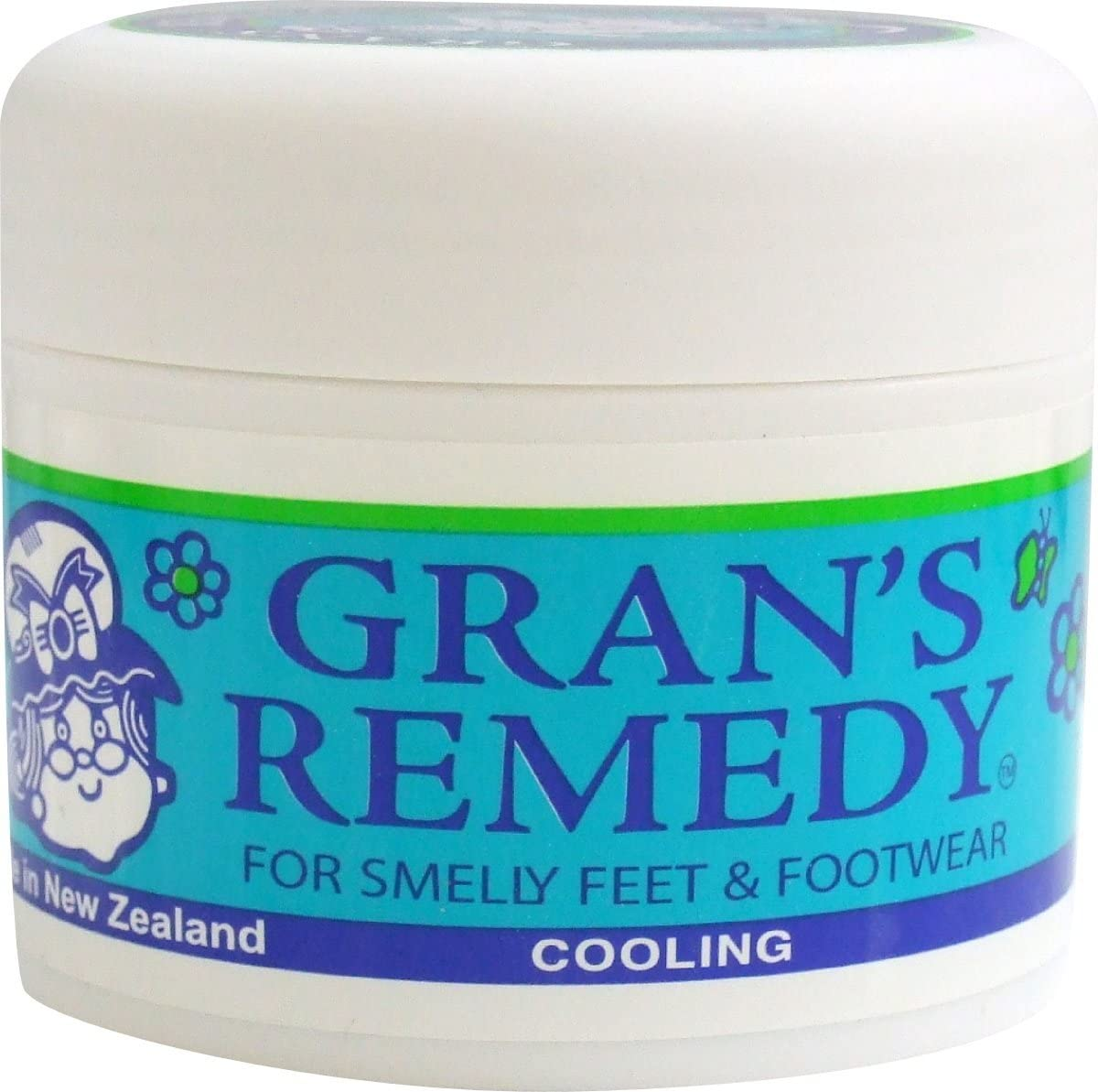 Foot Odor Eliminator for Smelly Feet & Footwear, Foot Care Powder,freshens Better Than Spray Deodorant