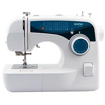 Brother XL-2600i Eléctrico - Máquina de Coser (Blanco, Costura, 1 Paso, Giratorio, 800 RPM, 6 Puntos): Amazon.es: Hogar