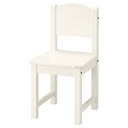 Amazon.com: IKEA – SUNDVIK – Silla infantil, color blanco ...