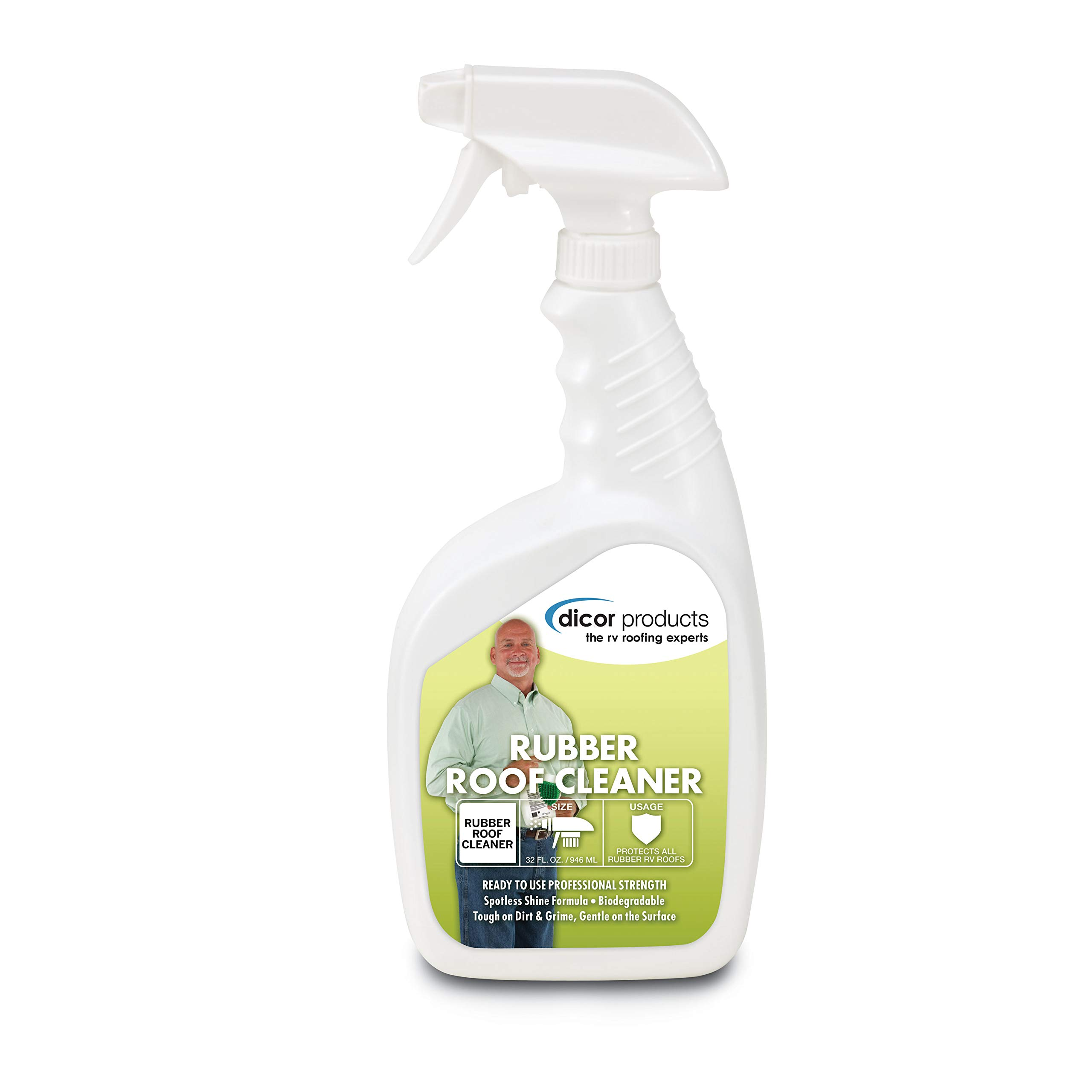 Dicor Corporation RP-RC320S Rubber Roof Cleaner 32Oz by Dicor