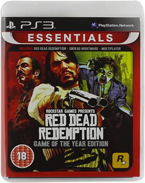 Red Dead Redemption: Game Of The Year: Amazon.es: Videojuegos