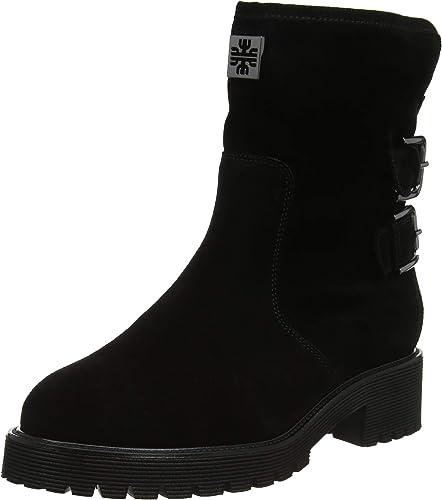 Amazon.com: HÖGL Women's Biker Boots: Shoes
