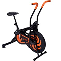 Cockatoo Imported Air Bike Multifunction Function/Exercise Bike (Cycle & Cross Trainer)