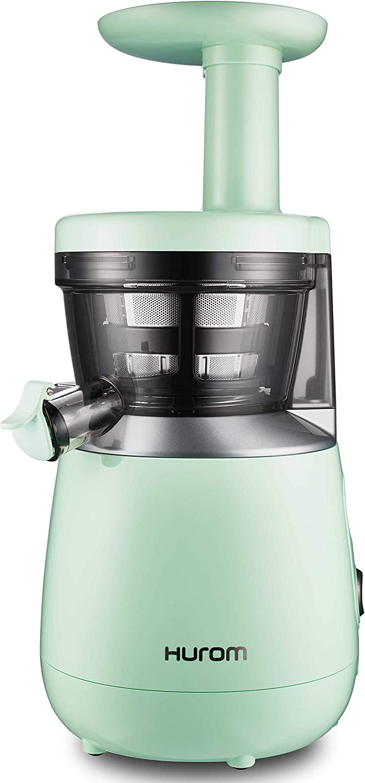 Hurom Hurom HP Juicer lenta, Mint Verde: Amazon.es: Hogar